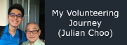 My Volunteering Journey | Julian Choo